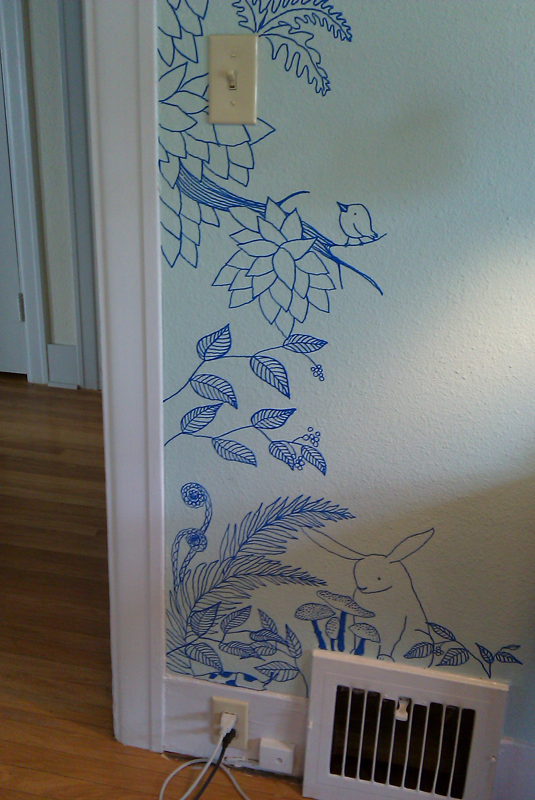 Line Art Mural : Images about joy s learning center idea on pinterest