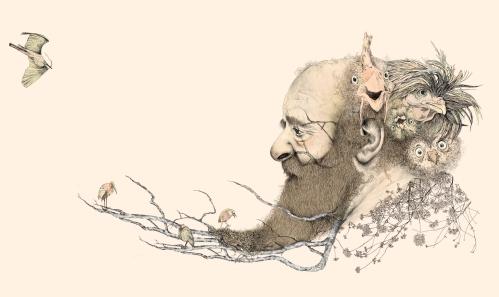 Barouch ManWithA Beard