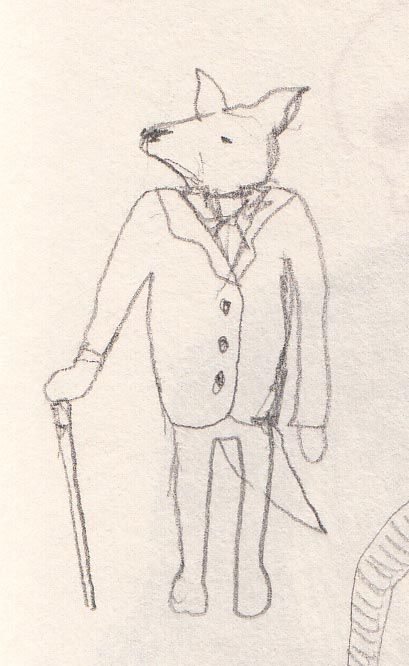 late night drawings