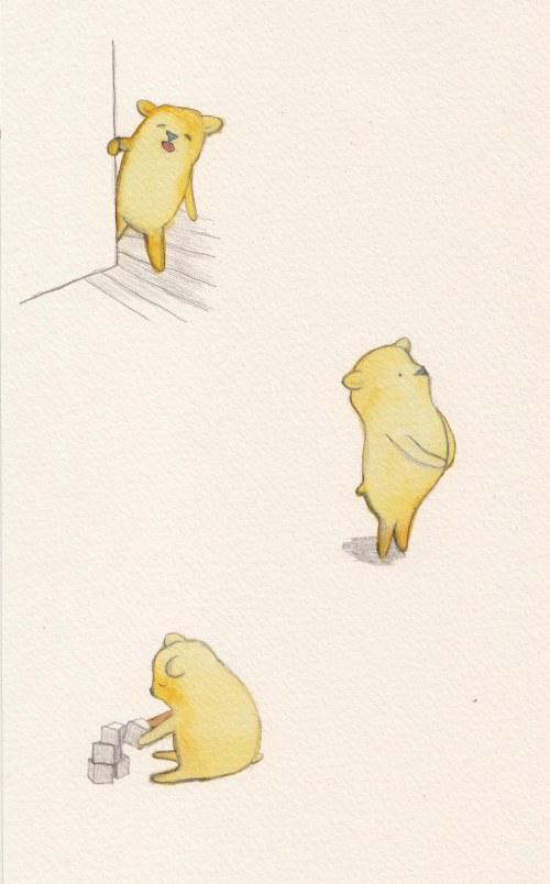 lucy bear