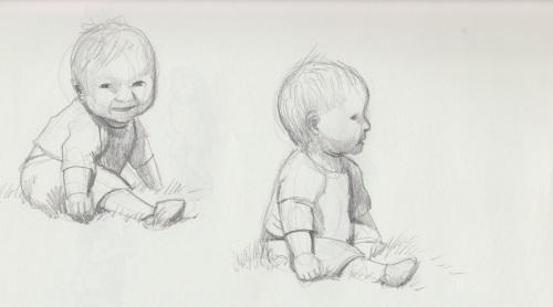 Aki sketches