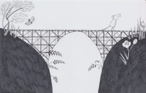 mari-on-a-bridge